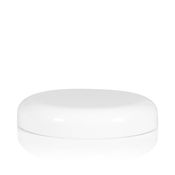 Schraubdeckel Soft cylinder 75 mm weiß