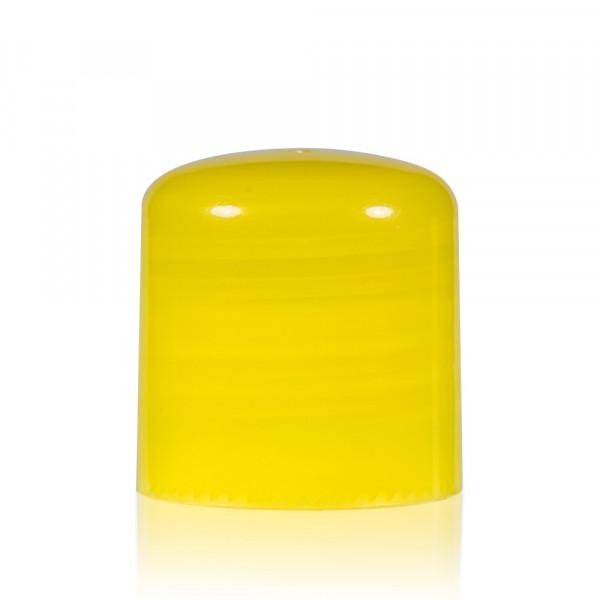 Schraubverschluss PP gelb 24.410