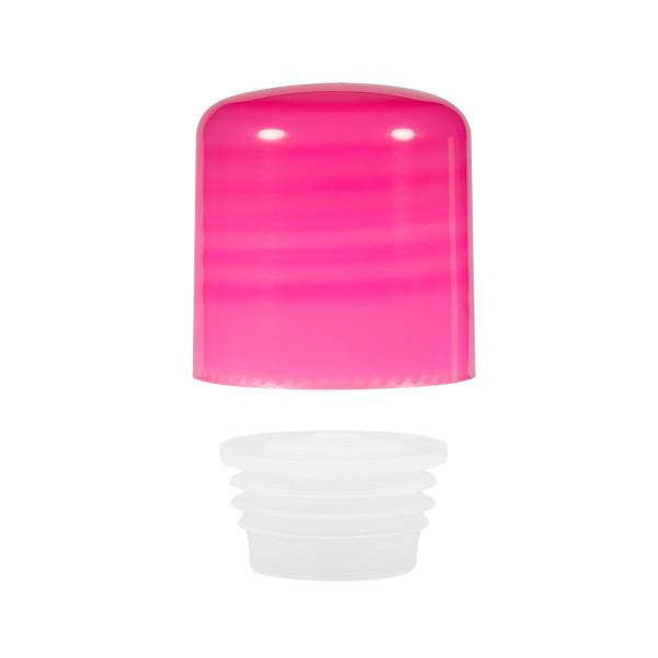 Schraubverschluss + Spritzer PP rosa 24.410