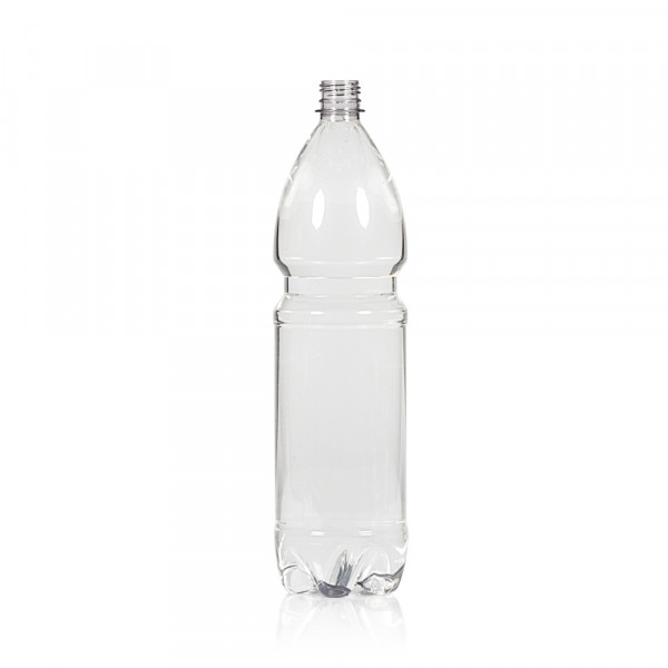 1500 ml Flasche Water PET transparent 28PCO