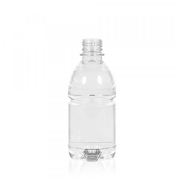 330 ml Flasche Water PET transparent 28PCO
